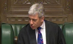 The Speaker, John Bercow, is to be sent to Kabul in a unique parliamentary exchange scheme