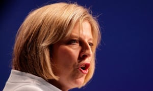 Theresa May, who is to ask MPs to pass an emergency bill to resolve the police bail crisis