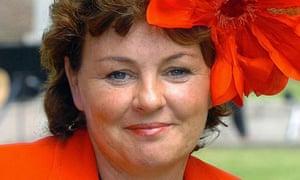 File photo of former MP Margaret Moran