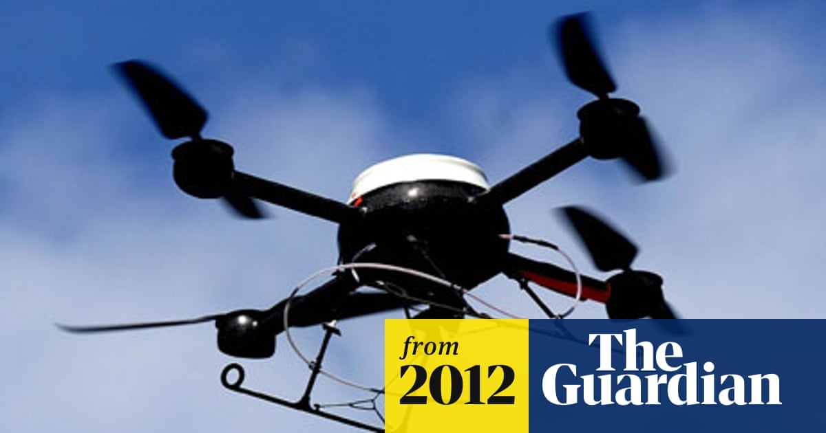 Surveillance drone industry plans PR effort to counter