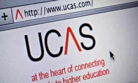 Ucas logo as seen on its website