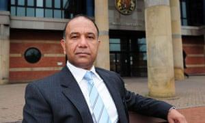 Former police officer wins £840,000 compensation after