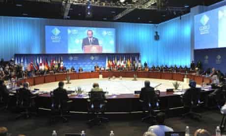 G20 Summit, Los Cabos, Mexico