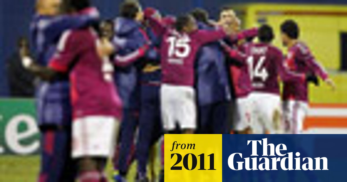 French Betting Authority Investigates Lyon S Champions League Win Lyon The Guardian