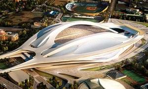 Zaha Hadid Stadium