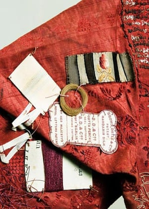 Rosalind Wyatt's collages: Rosalind Wyatt: The Stitch Lives of Others