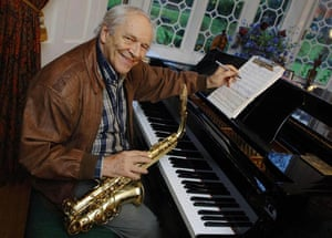 A celebration of old age: John Dankworth