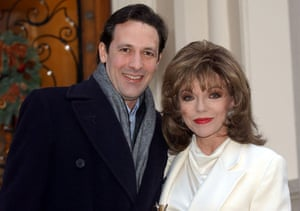 A celebration of old age: Joan Collins