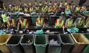 Waste is a pressing problem: the need to reduce it led to the formation of Freecycle