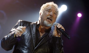 Tom Jones, breaking records at the jobcentre