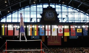 COMMONWEALTH GAMES, MANCHESTER