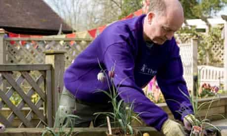 Thrive dementia garden