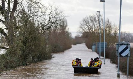 When Somerset flooded, police were resilient, resourceful and diligent, says Nick Gargan