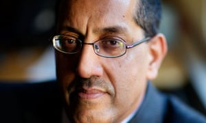 Nazir Afzal, north-west head of the Crown Prosecution service