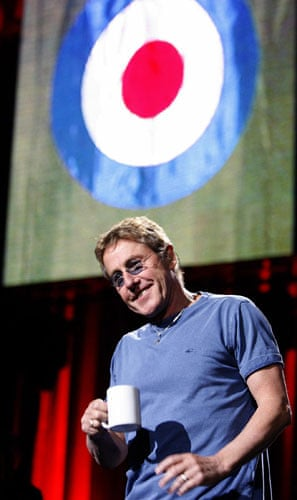 When I'm 65: Roger Daltrey of The Who in 2006