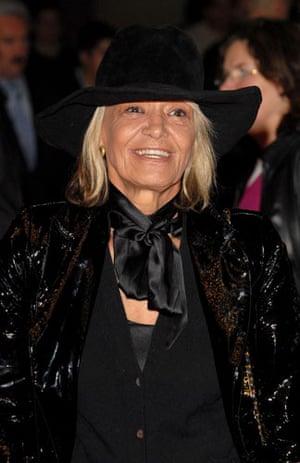 When I'm 65: Anita Pallenberg in 2007