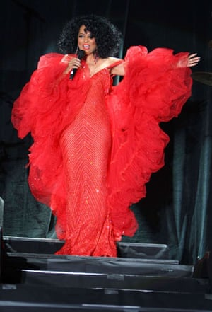 When I'm 65: Diana Ross