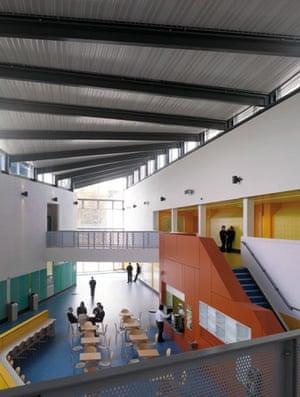 Public architecture award: Bristol Metropolitan College