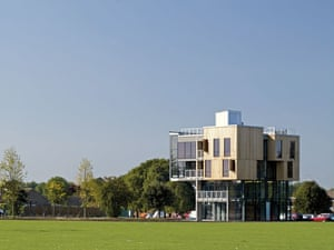Public architecture award: Creativexchange, St Neots, Cambridgeshire