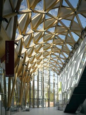 Public architecture award: Herbert Art Gallery, Coventry