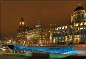 Public architecture award: Liverpool canal link, Liverpool