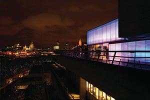 Public architecture award: The Deck, National Theatre, London