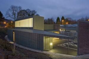 Public architecture award: The Level Centre, Matlock, Derbyshire