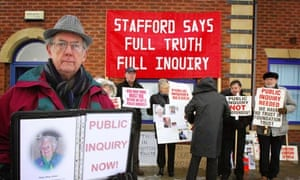 Stafford hospital report over deaths