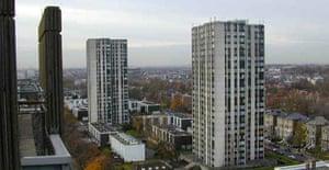 Blashford flats in Camden