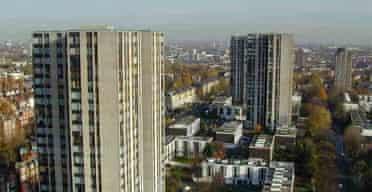 Dorney flats in Camden