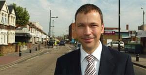 Consultant psychologist Ben Wright