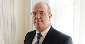 NHS chief executive, David Nicholson