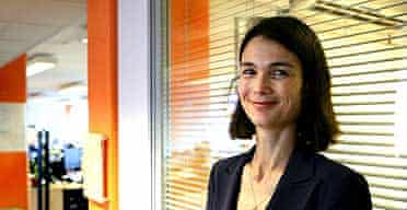 Jayne Nickalls, chief executive of Directgov