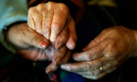 Elderly, old people