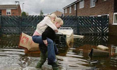 Toll Bar floods