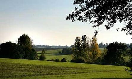 English countryside - rural scene