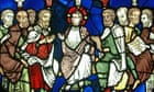 Canterbury cathedral glass