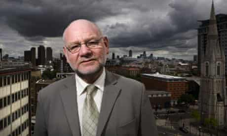 Paul Hayes, head of the National Treatment Agency