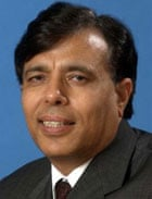 Kailash Chand, a GP and BMA council member