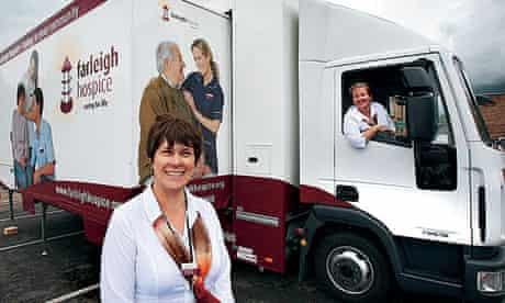 Farleigh's mobile hospice