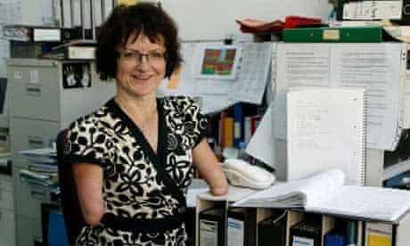 Tara Flood, Director of the Alliance for Inclusive Education