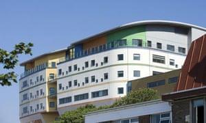 Royal Alexandra Children S Hospital Wins Better Public