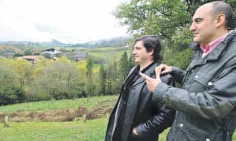 Carlos Fernandez Isoird and Inigo Urkidi