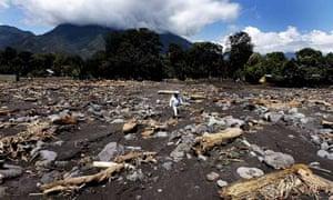Deforestation in Guatemala