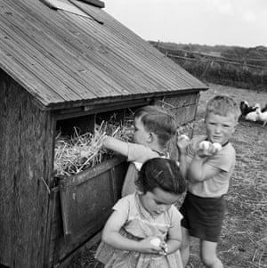 Gallery John Gay retrospective: Children collecting eggs