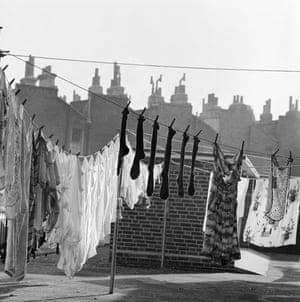 Gallery John Gay retrospective: Laundry in Islington, London