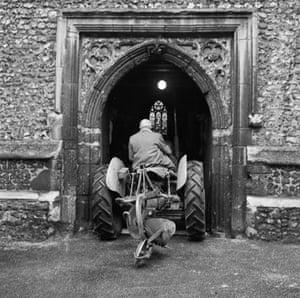 Gallery John Gay retrospective: Tractor going into harvest service