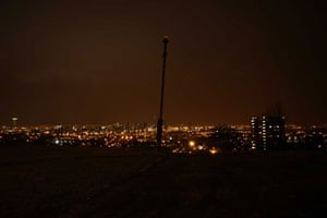 Gallery Inequality in Liverpool: The view of Liverpool city centre from Everton