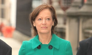 Former head of Haringey social services, Sharon Shoesmith