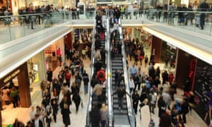 Westfield Shopping Centre opens to public